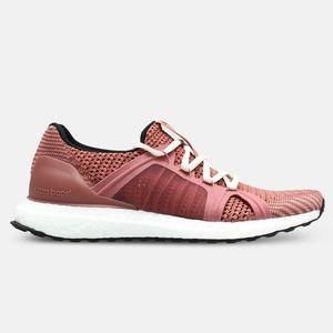 a85511262 adidas Shoes - adidas Stella McCartney raw pink ultra boost shoes